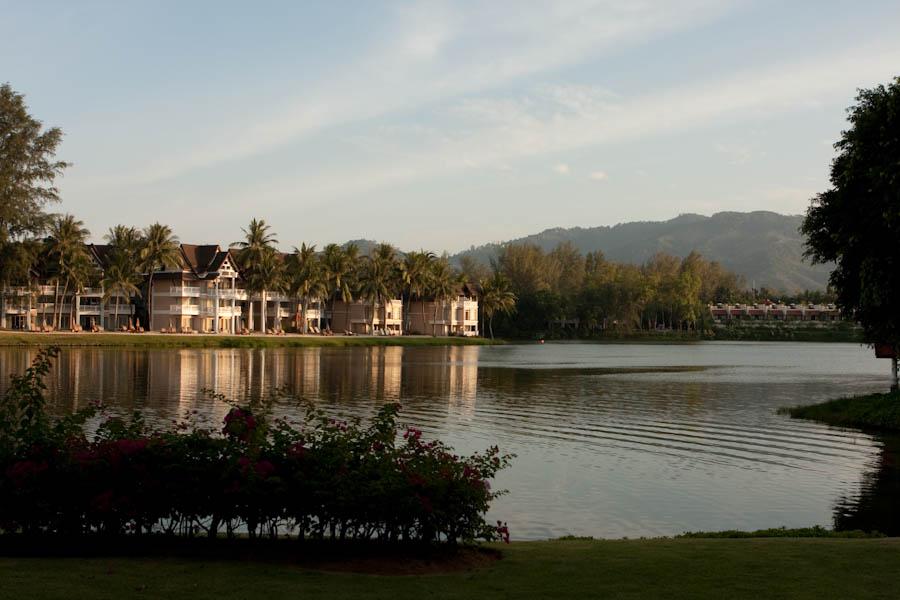 Resort at Bang Thao Beach