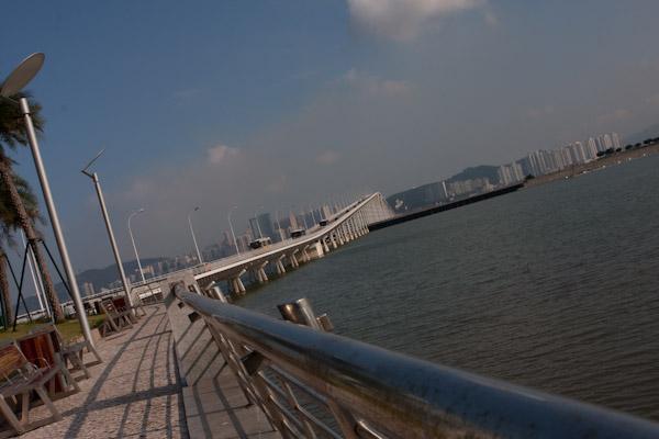 Cool bridge, Macau
