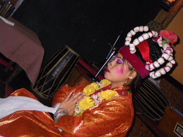 Dancer, Nepal