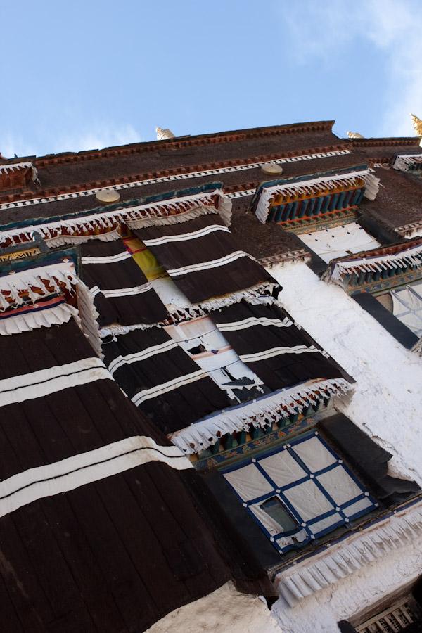 Tashi Lhumpo Monastery, Tibet