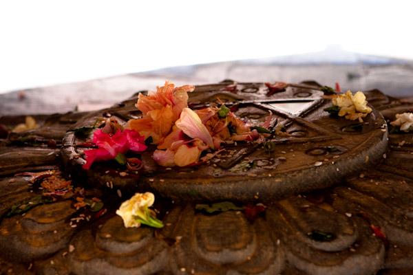 Flowers Offering, Nepal