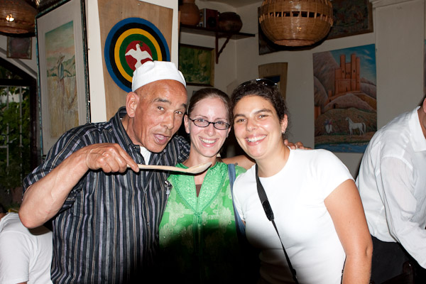 Chef/owner, Heidi, Mariana