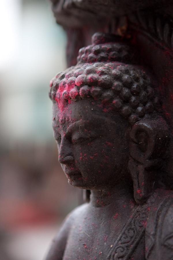 Buddha Statue, Nepal