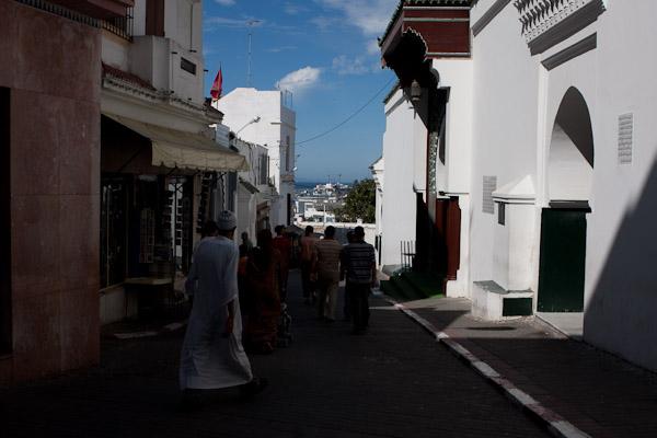 Street in Tangiers