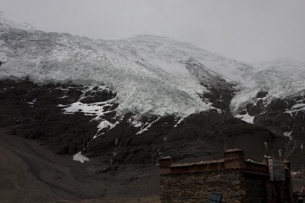 Glacier, Tibet