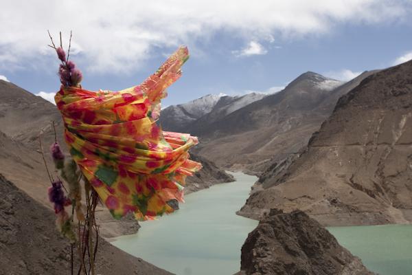 Reservior, Tibet