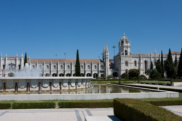 Cathedral, Lisbon, Portugal