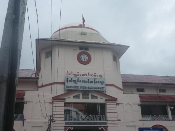 Bogyoke Aung San Market, Yangon