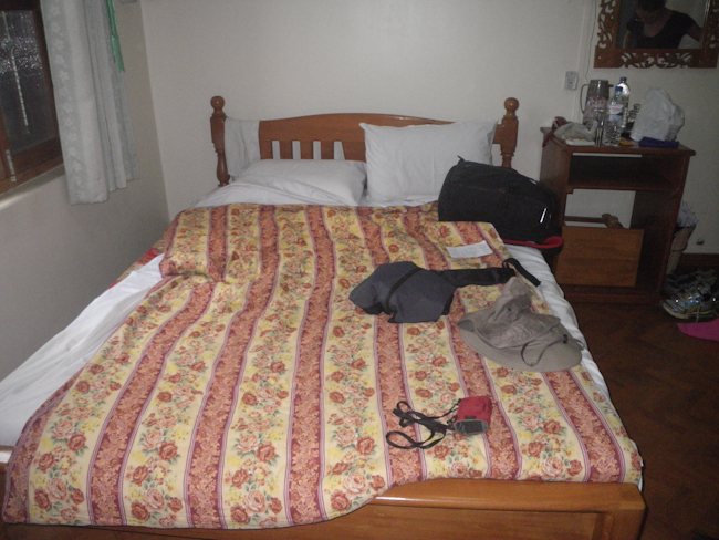Double AC Room at Mr. Charles Guest House in Hsipaw