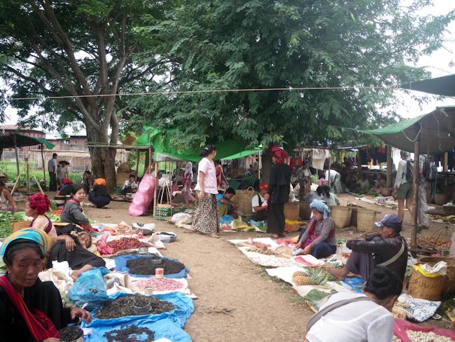 Ywama (Taunggyi Floating Market), That Was Not Floating