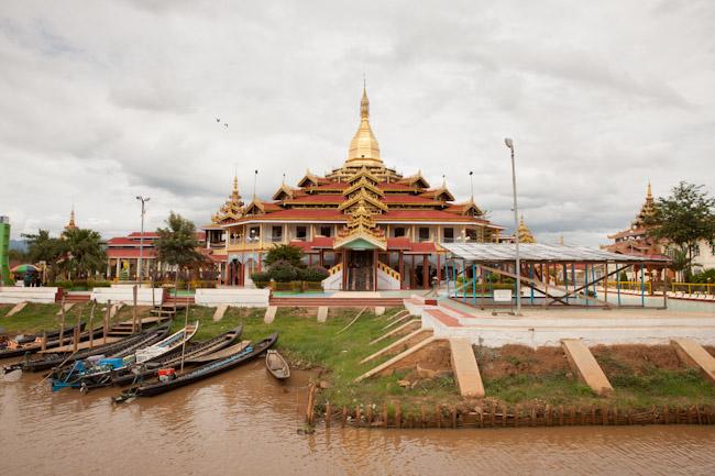 Shwe Inn Thein Paya, Inle Lake
