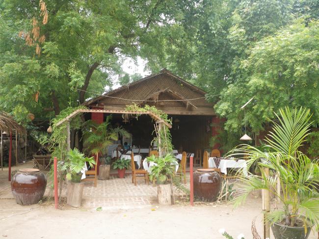 Star Beans Restaurant, Old Bagan