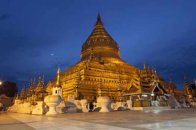 Shwe Zigon Paya, Bagan