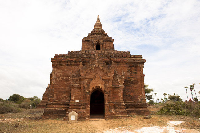 Little Temple in Bagan
