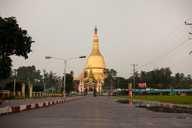 Shwemawdaw Paya, Bago