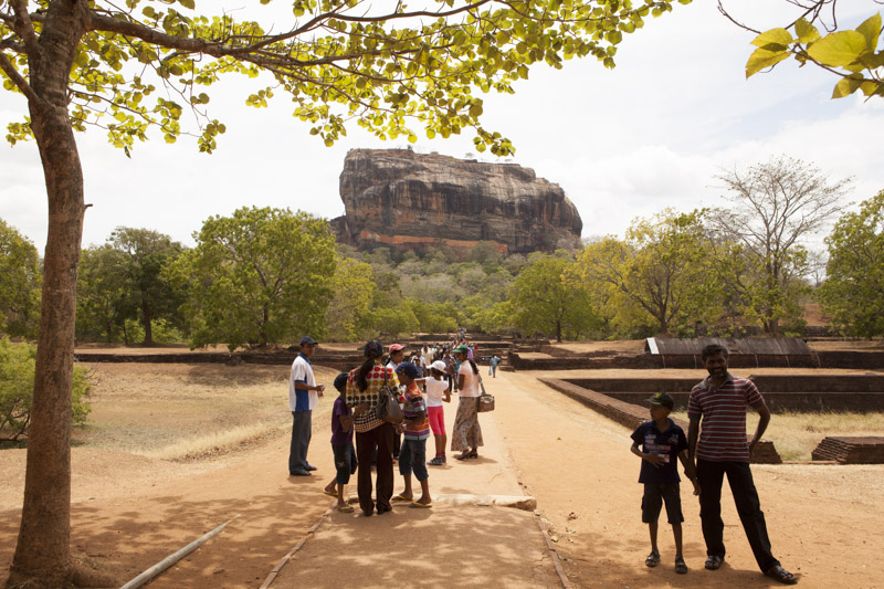 Sigiriya - The Lion Rock